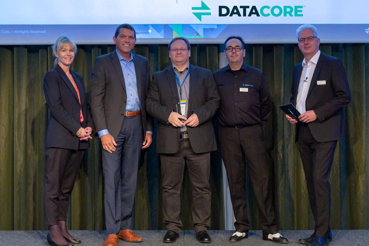 DataCore Award Verleigung